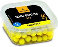 Mini Boilie, pre-drilled yellow Pineapple 8mm 60g