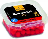 Mini Boilie, pre-drilled red Monster Crab 8mm 60g