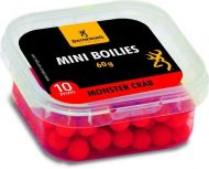 Mini Boilie, pre-drilled red Monster Crab 10mm 60g