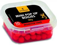 Mini Pop-up Boilie, pre-drilled red Monster Crab 10mm 30g