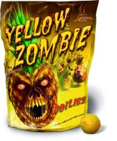 Yellow Zombie Boilie 20mm 1kg