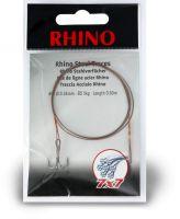 #1 Rhino Steel Trace 7x7 15kg 0,45mm 1 pieces 0,6m