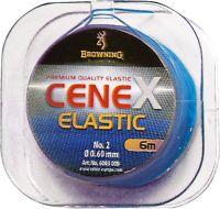 Elastics Super Visibility blue 0,60mm