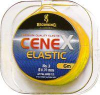 Elastics Super Visibility yellow 0,70mm