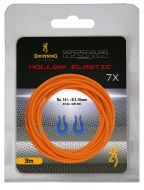 3,00m Stretch 7 Hollow Pole Elastic 14+ orange 2,70mm