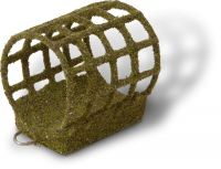 80g 4,0cm Coated Feeder LF olive green 2,8cm