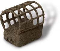 80g 4,0cm Coated Feeder L L brown 3,0cm