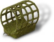 20g 2,5cm Coated Feeder M M olive green 2,4cm