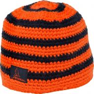 Crochy Cap black/orange