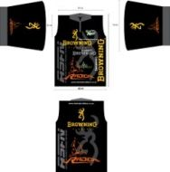 Browning Fishing & Radical Carp Shirt - 3XL