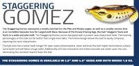 REACTION STRIKE STAGGERING GOMEZ 2.5