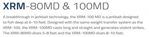 REACTION STRIKE XRM-80MD