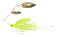 Atlas Spinnerbait 1/2oz Chartreuse - Gold